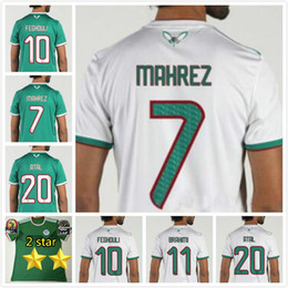 $enCountryForm.capitalKeyWord NZ - 10 pcs free send DHL 2019 Algeria Soccer Jersey football shirt 19 20 maillot Algeria soccer shirt 2019 MAHREZ Football uniforms