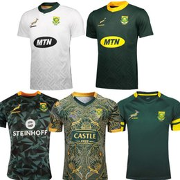 $enCountryForm.capitalKeyWord NZ - South African Rugby Union home and away jerseys 2019 2020 national team World Cup football jersey S-3XL
