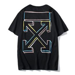 e9d2b0661 Camisetas estampadas Lori con estampado de mangas cortas holgadas de estilo  europeo y americano en versión coreana de algodón para hombres y mujeres 03