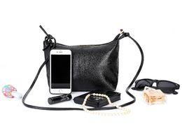 $enCountryForm.capitalKeyWord Australia - Cheap Fashion 2019 Female Handbag Phone Purse Bag Women Small Leather Shoulder Bag Ladies Black Crossbody Bag Brand Designer Sac a Main