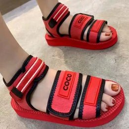 $enCountryForm.capitalKeyWord Australia - With Box Woman Best Quality Slippers Designer Shoes Sandals Flat shoe Slide shoes Casual shoes Flip Flops by toy99 XNE1605