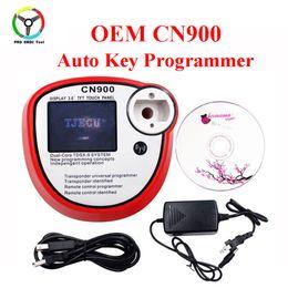 $enCountryForm.capitalKeyWord Australia - 2019 Newly CN900 Auto Key Programmer OEM CN 900 Transponder Universal Chip CN-900 Car Maker Copy 4C and 4D Chips DHL Free