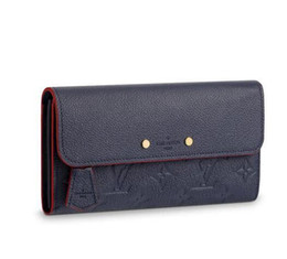 $enCountryForm.capitalKeyWord UK - WALLET M62127 2018 NEW WOMEN FASHION SHOWS EXOTIC LEATHER BAGS ICONIC BAGS CLUTCHES EVENING CHAIN WALLETS PURSE