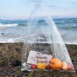 $enCountryForm.capitalKeyWord Australia - uggage Bags Handbags ARPIMALA 2019 PVC Beach Bags Summer Plastic Handbags Women Transparent Tote Lady Jelly See Through Bag Wristlet Shop...