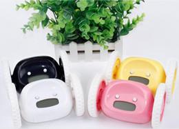 Sveglia stupefacente che funziona da sola Creative Gift Lazy Alarm Clock Candy è bella a colori e forma Prodotti hot-selling in Offerta