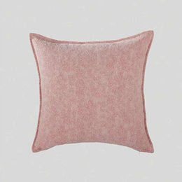 $enCountryForm.capitalKeyWord Australia - Printed Jacquard Throw Home Decor *woman Nordic Elegant Jacquard Pillowcase More Size Pink Grey Red Cushion Cover Cotton
