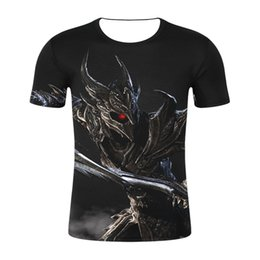 Chinese  2019 The Elder Scrolls V 3D T-shirt Men Women Tshirt 3D Print SKYRIM Tees Tops Boys Girls T shirt Cool Shirts Top Clothes XXXXL manufacturers