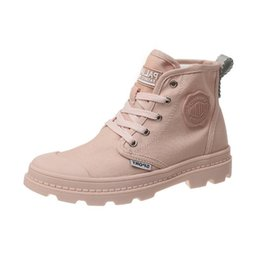 $enCountryForm.capitalKeyWord Australia - Fashion Luxury Designer Women Booties Autumn Winter Christmas Shoes Candy Colors for Young Vogue Girls Ladies Love Pink Designer Boots Shoes