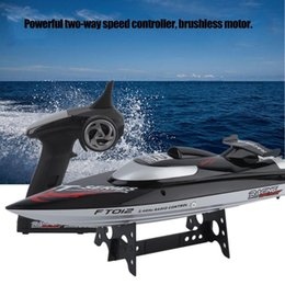 professional engine NZ - Remote control toy remote control boat high speed remote control automatic flip 4 channel professional series exquisite gifts