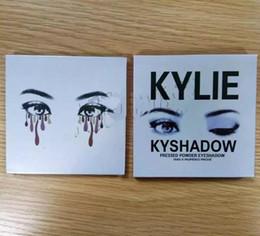 $enCountryForm.capitalKeyWord Australia - Kylie Jenner The Purple Palette Eyeshadow Kylie Holiday Eyeshadow Kyshadow Kylie Bronze Burgundy PALETTE Limited Birthday Edition 9 color