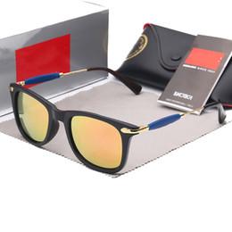 41b778b668 Brand Designer Round Metal Sunglasses 58mm For Men Women Steampunk Fashion  Glasses Retro Vintage 2148 Sun Glasses with free cases and box