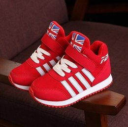 $enCountryForm.capitalKeyWord Australia - Ai Liang Girls Shoes Baby Fashion Hook Loop Kids Trainers Sneakers Boys Princess Shoes Sports Casual Shoes Girl School Y19051403