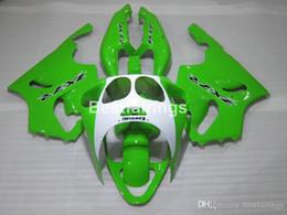 Kawasaki Ninja Zx7r NZ - Bodywork fairing kit for Kawasaki Ninja ZX7R 96 97 98 99 00 01 02 03 green white fairings kits ZX7R 1996-2003 TY05