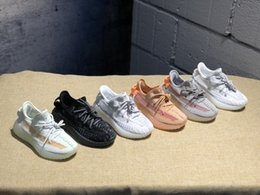$enCountryForm.capitalKeyWord NZ - 2019 Cheap Baby Kids Kanye West Children Athletic Shoes Boys Running Shoes Girls kids shoes Baby Training Sneakers Size 28-35