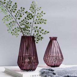 $enCountryForm.capitalKeyWord NZ - Nordic glass transparent vase home living room bedroom tea shop decoration simple dried flower flower arrangement hydroponic ornament