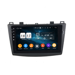 "$enCountryForm.capitalKeyWord NZ - 4GB RAM 64GB ROM 1 din 9"" Android 9.0 Car DVD GPS Glonass for Mazda 3 2010 2011 2012 Stereo Radio Bluetooth WIFI Mirror-link USB DVR OBD"