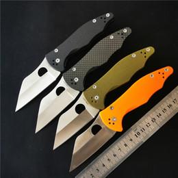 Knife fold online shopping - Spider C85 GP2 paramilitary Back lock knife folding knife S30V G10 outdoor camping EDC C81 C10 C122 C12 BM940 BM42 BM943 G707 MT KNIFE tool