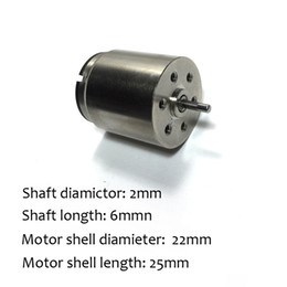Wholesale 2225 Swiss Quality Tattoo motor Replace DC Motor Rotary For Tattoo Machine Liner and Shader Gun