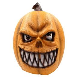 $enCountryForm.capitalKeyWord Australia - Halloween Masquerade Mask Fancy Dress Party Costume Funny Bad Boy Style Latex Mask Beathable Scary Full Face Head