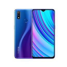 OppO mObile phOne Original online shopping - Original Oppo Realme X Lite G LTE Cell Phone GB RAM GB ROM Snapdragon Octa Core quot Full Screen MP Fingerprint ID Mobile Phone