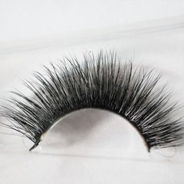 d85be347629 ACOFUL 3D Mink False Eyelashes Extensions Classic Collection Upper Lashes  Natural Soft Mink Lashes 1 Pair Box