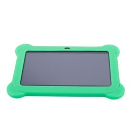Chinese  4GB Android 4.4 Wi-Fi Tablet PC Beautiful 7 inch Five-Point Multitouch Display - Special Kids Edition manufacturers
