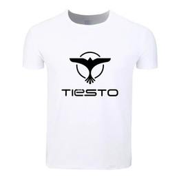 ff91fad2 DJ Tiesto personality Cotton Students Summer T-Shirt Custom Casual Short  Sleeve Men Women Boys Girls T Shirt Tees Kids Tshirt