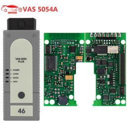 Free Scanner Engine Australia - Vas 5054a ODIS V4.4.10  V4.3.3 Free Keygen Full OKI Chip Bluetooth Car Diagnostic Tool VAS5054A For V-W AUDI SKODA SEAT Scanner