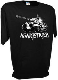 $enCountryForm.capitalKeyWord Australia - Konigstiger King Tiger Panzer World of Tanks Army Ww2 1 35 Scale Rc Model Tee Summer Men'S fashion Tee 2019 fashion t shirt