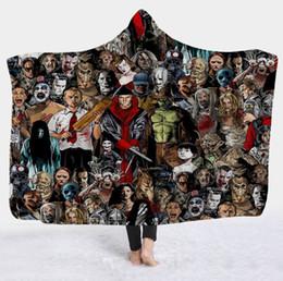 $enCountryForm.capitalKeyWord UK - 2019 latest 2x1.5M. 2 sizes, 24 styles, winter blanket cloak, magic hat blanket, children's blanket, nap blanket, hat blanket