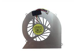 cpu fan coolers 2019 - New For ASUS N43 N43S N43SL N43SM N43SN FOR FORCECON FAJ6 DFS531205HC0T 4Pin CPU Cooling Fan cheap cpu fan coolers