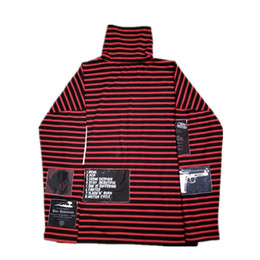 $enCountryForm.capitalKeyWord Australia - Kpop Suga Sweatershirt Bigbang Gd G-dragon Sweatershirts Pullover Striped Hoodie Jumper Gift( Suga Necklace)