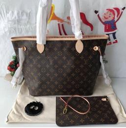 Handbag parties online shopping - 266 LOUIS VUITTON NEVERFULL Handbags Wallet Women Shoulder Bags MICHAEL aa Messemger Bags Tote M40155 M40156