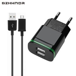 S2 adapter online shopping - Travel Wall V A charge adapter Micro USB Data USB for samsung Galaxy s2 s3 s6 s7 edge note A3 a5 J3 j5 j7 ZENFONE