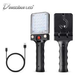 $enCountryForm.capitalKeyWord Australia - DINGDIAN LED SMD5050 Camping Lantern Foldable Portable Lamp USB Charging White High Brightness 5W Suspensible Hiking Tent Light