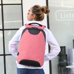 Doctor Backpacks Australia - Fashion Tsa Lock 15.6 Inch Women Anti Theft Travel Usb Female Backpacks For Teenagers Waterproof School Vintage Female Mochilas Y19061102