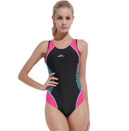 9c20c04974d Women Full Body Swimsuits UK - Women Bikini Dive Suit Leotards Unitards  Swimsuit One piece Swimwear Full