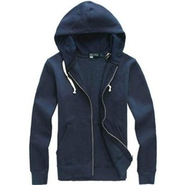 Polo hoodies online shopping - new Hot sale Mens polo Hoodies and Sweatshirts autumn winter casual with a hood sport jacket men s hoodies