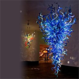$enCountryForm.capitalKeyWord Australia - Amazing Decorative Hand Blown Chandelier Murano Glass Designs for Ceiling 2019 the best new Designed Art Glass Chihuly Style Chandeliers