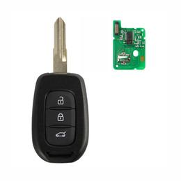 $enCountryForm.capitalKeyWord Australia - Remote Car Key 433MHz Fob 3 Buttons For Sandero Megane Duster Logan PCF7961M HITAG AES 4A Chip VA2 VAC102 Blade