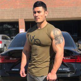 $enCountryForm.capitalKeyWord Australia - Gyms Workout Sleeveless Shirt Tank Top Men Bodybuilding Clothing Fitness Mens Sportwear Vests Muscle Men Tank Tops