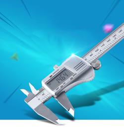$enCountryForm.capitalKeyWord Australia - High quality LCD electronic digital display vernier caliper 0-300mm stainless steel high precision measuring tool quality assurance
