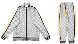 Men Football Tracksuit Australia - Autumn brand zipper Jacket Coat men women tracksuits wear coat High Quality