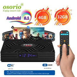 $enCountryForm.capitalKeyWord Australia - Android 8.1 TV Box 4GB ram 32GB rom Quad core Rockchip RK3328 Smart TV Box 4K UHD video streaming 4G 32G M9S Y1 IPTV Media Player