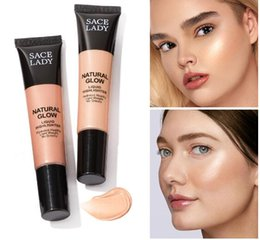 $enCountryForm.capitalKeyWord Australia - Liquid Highlighter Face Illuminator Cream Professional Shimmer Make Up Beauty Glow Kit Brighten Cosmetic