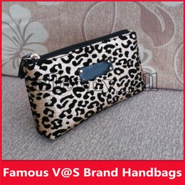 Handbags for japan online shopping - Hot Famous V S Secret Brand HandBags for women Big Capacity Leopard grain bag with high quality