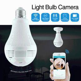 Discount security sannce - SANNCE 360 degree 960P Wireless IP Camera Bulb Light FishEye Smart Wireless CCTV Camera 1.3MP Panoramic Security WiFi