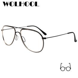 3d77c8c0daa Korean Spectacle Frames Australia - New Designer Oval Pilot Glasses Frames  Women Spectacle Frame Clear Lens