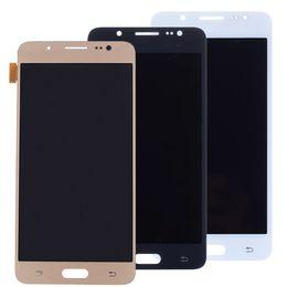 Samsung Galaxy Lcd Screen Australia - AMOLED OLED For Samsung Galaxy J5 2016 J510 LCD Display Touch Screen J510FN J510F J510M J510H  DS Screen