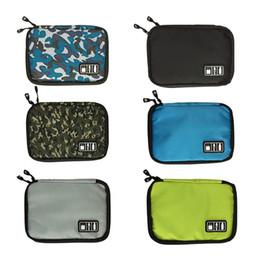 $enCountryForm.capitalKeyWord Australia - New Waterproof Camping Hard Drive Organizer Earphone Cables USB Travel Case Digital Product Electronic Accessories Picnic Bag